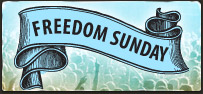 Freedom Sunday 2