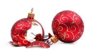 Broken Ornaments 1
