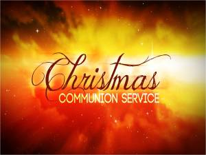 Christmas Communion 1