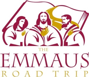 The Emmaus Road Trip Logo
