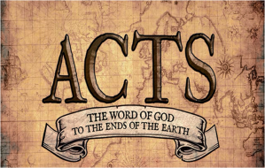 Acts Series 1