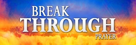 Breakthrough Prayer 1
