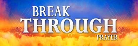 Breakthrough Prayer 1